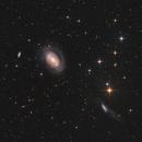 NGC 4725,                                Bart Delsaert