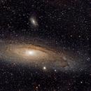 M31 Andromeda Galaxy,                                Mr. Ashley McGlone