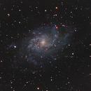 M33 Triangulum Galaxy,                                Andreas Nilsson