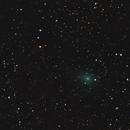 Two views of comet C/2017 01,                                Craig Emery