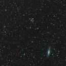 NGC 7331,                                Virginie