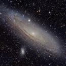 M31 Andromeda Galaxy,                                CarlosAraya