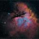 NGC 281 (The Pacman Nebula),                                Randal Healey