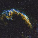 NGC 6992 East Veil Nebula  SHO,                                Alberto Pisabarro
