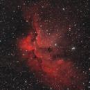 NGC 7380 The Wizard Nebula,                                Elmiko