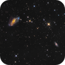 NGC 2146 and NGC 2146A,                                Epicycle