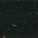 NGC 891,                                Eddi