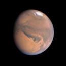 Mars  20.08.2020  -  GIF animation (3:57-4:53 CEST),                                Łukasz Sujka