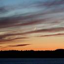 New Moon, Western Bay, Bar Harbor, Maine,                                Ron Bokleman