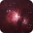 The Great Orion Nebula in HaLRGB,                                G400