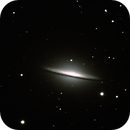 Sombrero Galaxy NGC 4594,                                Sergio G. S.