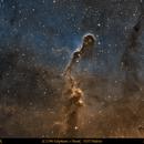 IC1396 Elephant´s Trunk - HST,                                Matej Kovalčík