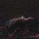 Veil Nebula,                                Piotr Zyziuk