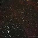 First try on the Rosetta Nebula,                                RCompassi