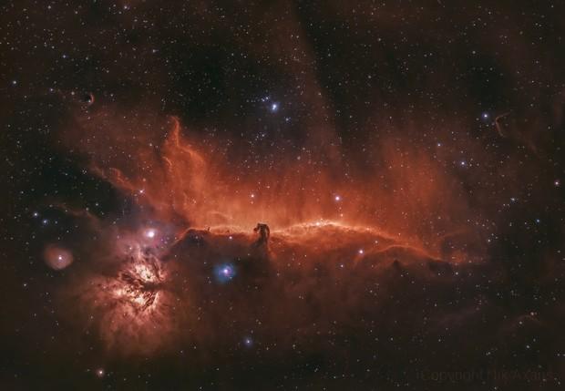 IC 434,                                Nick Axaris