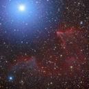 IC59 - Nebula in Cassiopeia,                                Stellario