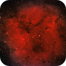 IC 1396,                                Steve Bacon
