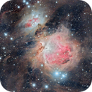 Orion Great Nebula(M42) Ha +LRGB(HDR),                                KojiTajima