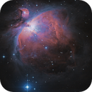 M42 Orionnebel,                                Marcus Jungwirth