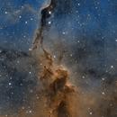 IC1396 Ha/OIII,                                Tiflo