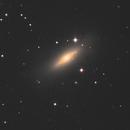 Messier 102,                                Станция Албирео