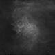 Flaming Star Nebula - QHY600 - Esprit 150,                                Eric Walden