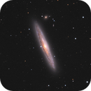 NGC 4216 & friends,                                dhuber1