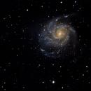 Messier 101,                                Firstround
