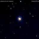 ngc4041 galassia nel carro maggiore                  distanza  intorno a 50 milioni A.L.,                                Carlo Colombo