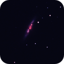 M82 (with SN 2014J) and M81,                                Kai Yang