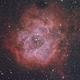 2012 ngc2238 Aut02_def with Scopos APO TL805 + 0.8X + AstronomikCLS + 550D,                                Rocco Parisi