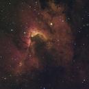 The Cave Nebula,                                JonM