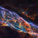Veil Nebula - Hubble `   :-),                                Daniel Nobre