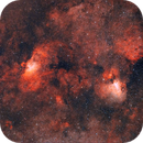 Pano-Mosaic - Cloudy with a Chance of Fusion,                                Jim Lindelien
