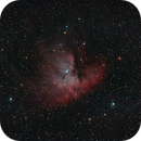 NGC281 Pacman,                                francopanetta