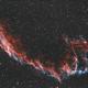 NGC 6992 - Veil Nebula East,                                Nick's Astrophoto...