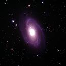 Messier 81,                                sbothe