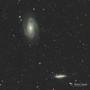 Bode's Galaxies,                                Damien Cannane