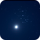 Venere e le Pleiadi,                                Stefano Quaresima