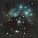 M45, Pleiades,                                Markice Stephenson