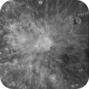 Moon Copernicus Crater with Inverted Image,                                Mark Wetzel