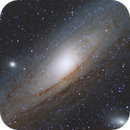 The Classic M31 in LRGB,                                Andrew