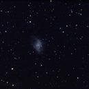M1 Crab Nebula,                                Dylan Woodbrey