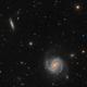 M100 / NGC4321 as LRGB,                                Volker Gutsmann