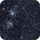Double Cluster - Caldwell 14,                                Hugues Obolonsky