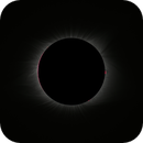 The Black Sun: Inner Corona during the 2017 North American Total Solar Eclipse,                                Wei-Hao Wang