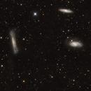 M65, M66 and NGC 3628  the Leo Triplett,                                Riedl Rudolf