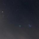 X-Mas Comet 46P / Wirtanen in a cloud gap,                                Hartmuth Kintzel