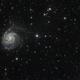 Messier 101,                                GALASSIA 60