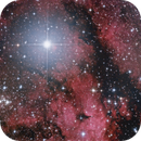 Sadr and IC1318,                                Steffen